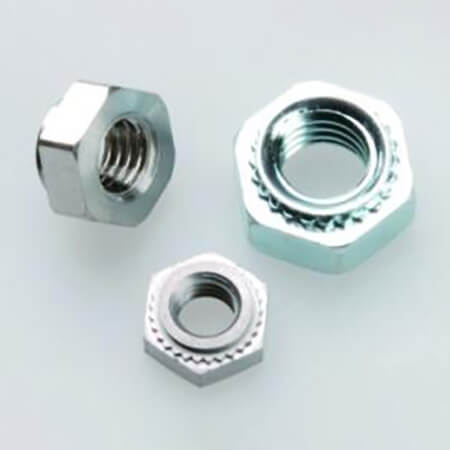 Hex Nuts - 6-3,HNX-MX-XX